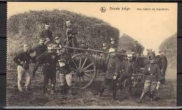 ARMEE BELGE    Une Voiture De Réquisition - Guerre 1914-18