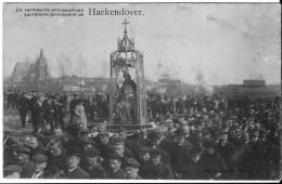 De Vermaarde Processie Van HAEKENDOVER 1209H - Tienen
