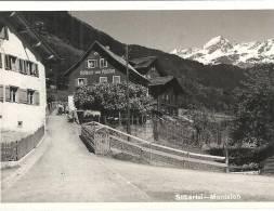 Silbertal -Montaton - Österreich
