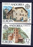 Andorra Española 117/18 ** Europa - Andorre Espagnol