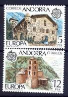 Andorra Española 117/18 ** Europa - Neufs