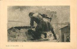 Réf : CTX -13- 094 :  Han D´Island Victor Hugo - Islande