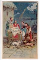 RELIGIONS CHRISTIANITY BABY JESUS OLD POSTCARD 1916. - Jesus