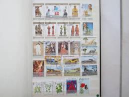 VEND BEAU LOT  DE + 70 TIMBRES DE SAO TOME ET PRINCIPE !!!! - Sao Tomé E Principe