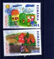 ROMANIA / RUMANIA / ROUMANIE Año 2006   Yvert Nr.  Usada   Europa CEPT - Europa-CEPT