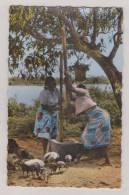 MADAGASCAR TANANARIVE  ( PILEUSES DE RIZ )  METIER  TRES BON ETAT  ! ! ! - Madagascar