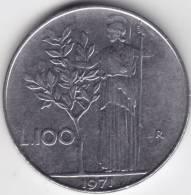 @Y@ Italië  100 Lire 1971  UNC    (C373) - 100 Lire