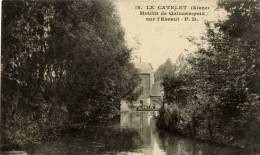 02- LE CATELET- Moulin De Quincampoix Sur L'Escaut - Non Classés
