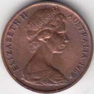 @Y@    Australie  Lot  7 X 1 Cent # 1979 / 1969 1973  1966  1974 1980 1971  AUNC / UNC - Zonder Classificatie
