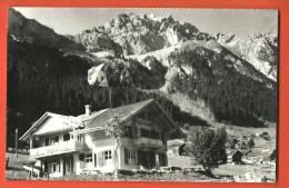 C1263 Fermeltal, Alpenrose Gastwirtschaft Fam. Buchs. Nicht Gelaufen. Foto-Karte - BE Berne