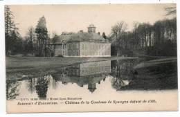 23194  -  Ecaussines  Château  De  La Comtesse De  Spangen  - DVD  10935 - Ecaussinnes