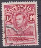 Basutoland, 1938, SG 19, Used - Basutoland (1933-1966)