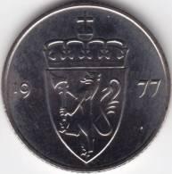 @Y@   Noorwegen    50 Ore   1977  UNC         (C393) - Noorwegen