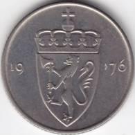 @Y@   Noorwegen    50 Ore   1976  UNC         (C394) - Noorwegen