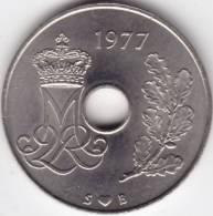 @Y@   Denemarken    25 Ore   1977  UNC         (C395) - Dinamarca