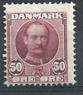 Danemark 1907 N° 60  Neuf** MNH Frédérik VIII