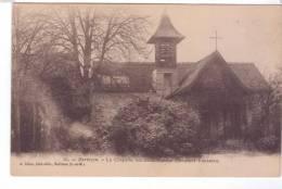 77 BARBIZON Chapelle Ancienne Maison Theodore Rousseau