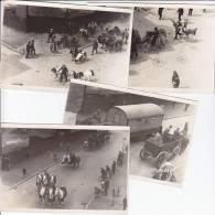 4 Fotos Des Zirkus STRASSBURGER - Circus