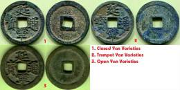 VIETNAM VIET NAM ANNAM YAN NING TONG BAO (1454-1459) - Vietnam