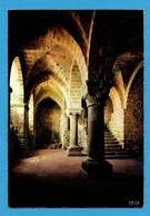 Le Mont St Michel   La Crypte De L'Aquilon    EDT / N°  Cap  1083 - Le Mont Saint Michel