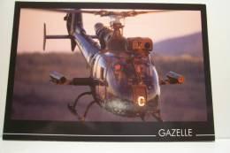 GAZELLE - Hubschrauber