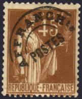 45c Préo Au Type Paix Neuf * TB 1er Tirage (Y&T N° 71, Cote Dallay 30€) - Préoblitérés