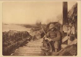 planche du service photographique arm�e belge guerre 14-18 WW1 militaire poste aquatique noordschoote