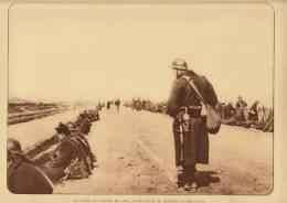 planche du service photographique arm�e belge guerre 14-18 WW1 militaire canal de loo � hoeren