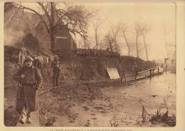 planche du service photographique arm�e belge guerre 14-18 WW1 militaire poste aquatique N�2 � noordschoote
