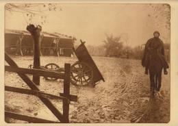 Planche Du Service Photographique Armée Belge Guerre 14-18 WW1 Militaire Abri Pour Chevaux Ransbrugge - Libri, Riviste & Cataloghi