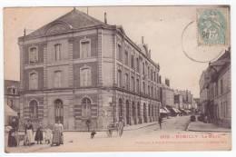 Cpa 10 Romilly Sur Seine La Mairie/Hotel De Ville - Romilly-sur-Seine