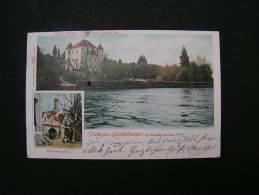 == Tutzing Gruss Aus Garatshausen, 1903 - Tutzing