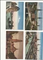 DUISBURG Année 1921- Lot 6 Cpa Colorisées-  B Etat- 2 Ont Circulé - Duisburg