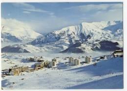 LA TOUSSUIRE 1800 - Station De Ski. Vue Aérienne - France
