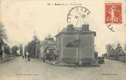 Seine Maritime -ref A603- Boos - La Fourche -carte Bon Etat - - Francia