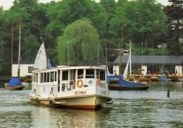 00815 Hamburg Alsterschiffahrt - Motorschiff OSTERBEK Auf Der Alster - Non Classés