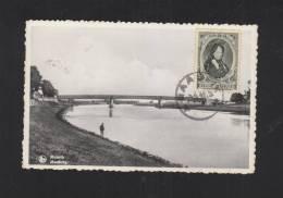 Postkaart Maaseik 1941 - Belgien
