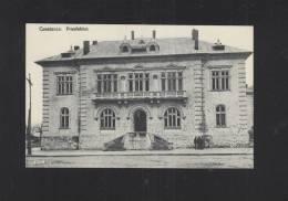 PPC Romania WWI Constanta Prefectura - Rumänien