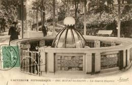 L'Auvergne Pittoresque - Royat-les-Bains - La Source Eugenie - Non Classés
