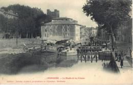 Narbonne Le Moulin Et Les Ecluses - Narbonne