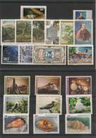 POLYNESIE Timbres * *année 1996 N° Y/T : 498/518 Côte : 36,50 € - Polynésie Française
