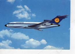 Aereo Lufthansa  Boeing 727 Europa Jet  * - 1946-....: Moderne