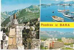 Bar A7 - Montenegro