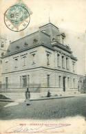 N°28634 -cpa Epernay -la Caisse D'Epargne- - Banques