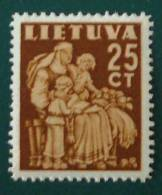 LIBERTE 1940 - NEUF ** - YT 378 - MI 439 - Lituanie