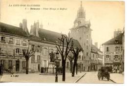 BEAUNE - Place Monge Et Beffroi - Cafe - Beaune