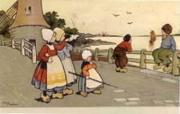 PARKINSON - Enfants - Cachet Perlé Se St Benoist Sur Vanne  (50885) - Parkinson, Ethel