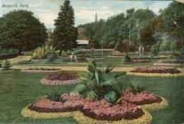 (199) Very Old Postcard - Carte Ancienne - UK - Regent's Park - London
