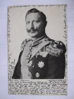HISTOIRE - AL 2  - KAISER WILLHELM II - CARTE PRECURSEUR - History