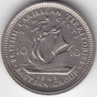 @Y@    British Caribbean Territories 10 1965  (401) - Kolonies